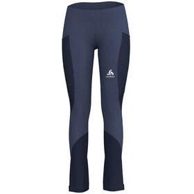 Odlo Exo - Pantalones largos running Mujer - azul